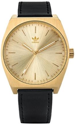 Adidas Damen Analog Quarz Uhr mit Leder Armband Z05-510-00 - 1