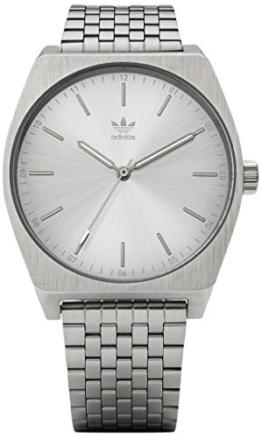 Adidas Herren Analog Quarz Uhr mit Edelstahl Armband Z02-1920-00 - 1