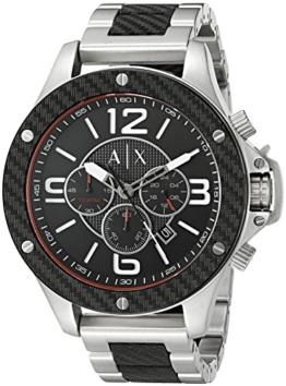 Armani Exchange Herren Armbanduhr ax1521Zwei Ton - 1