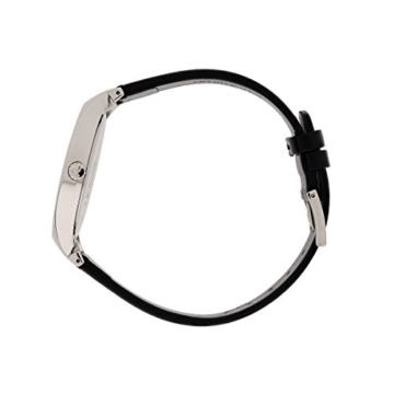 Calvin Klein Damen Analog Quarz Uhr mit Leder Armband K4D211CY - 3