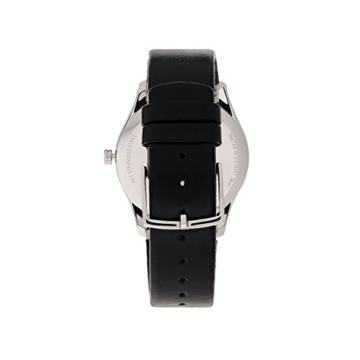 Calvin Klein Damen Analog Quarz Uhr mit Leder Armband K4D211CY - 4