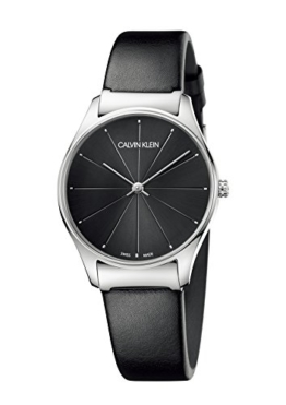Calvin Klein Damen-Armbanduhr Classic medium K4D221CY - 1