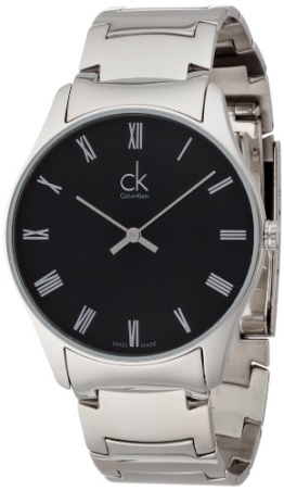 Calvin Klein Herren-Armbanduhr Analog Quarz Edelstahl K4D2114Y - 1