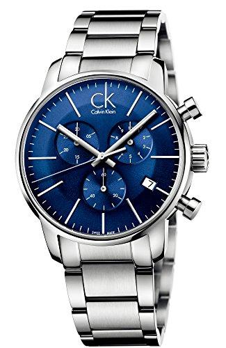 Calvin Klein Herren-Armbanduhr Chronograph Quarz Edelstahl K2G2714N - 2