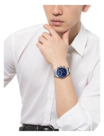 Calvin Klein Herren-Armbanduhr Chronograph Quarz Edelstahl K2G2714N - 3