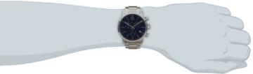 Calvin Klein Herren-Armbanduhr Chronograph Quarz Edelstahl K2G2714N - 4