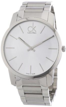 Calvin Klein Herren-Armbanduhr City Analog Quarz Edelstahl K2G21126 - 1