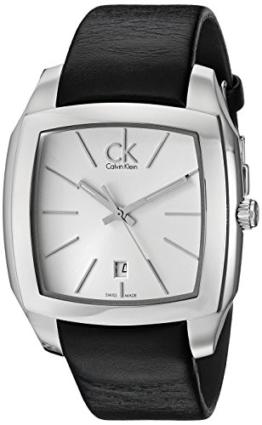 Calvin Klein Herren-Armbanduhr Recess Analog Leder K2K21120 - 1