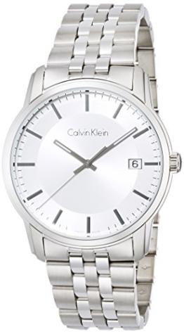Calvin Klein Herren Digital Quarz Uhr mit Edelstahl Armband K5S31146 - 1