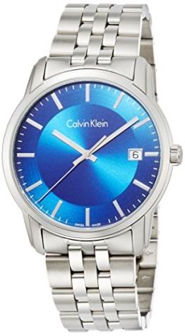 Calvin Klein Herren Digital Quarz Uhr mit Edelstahl Armband K5S3114N - 1