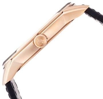 Calvin Klein Herren Digital Quarz Uhr mit Leder Armband K5S316C3 - 3