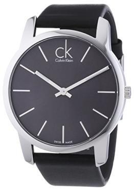 Calvin Klein Herrenuhr Quarz Analog K2G21107 - 1
