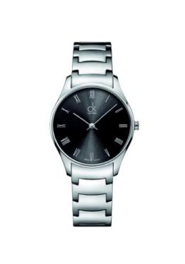 Calvin Klein Unisex-Armbanduhr Analog Quarz Edelstahl K4D2214Y - 1