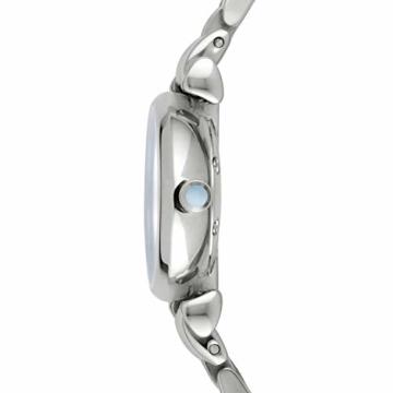 Emporio Armani Damen Analog Quarz Uhr mit Edelstahl Armband AR1961 - 2