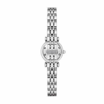 Emporio Armani Damen Analog Quarz Uhr mit Edelstahl Armband AR1961 - 3