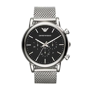 Emporio Armani Herren-Uhr AR1808 - 1