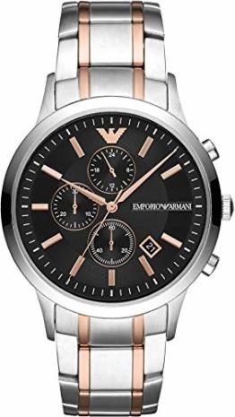 Emporio Armani Herrenuhr Chronograph AR11165 - 1
