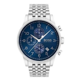 Hugo Boss 1513498 Herrenuhr aus Quarz