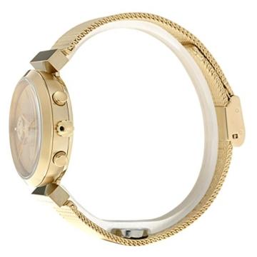 Hugo BOSS Damen Analog Quarz Uhr mit Edelstahl Armband 1502425 - 2