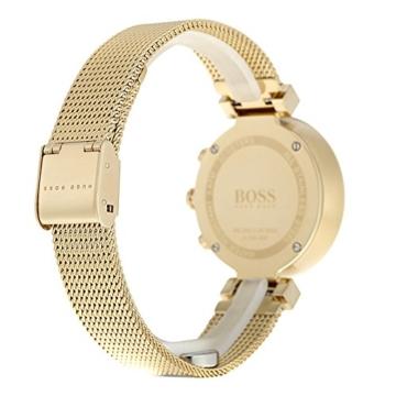 Hugo BOSS Damen Analog Quarz Uhr mit Edelstahl Armband 1502425 - 4