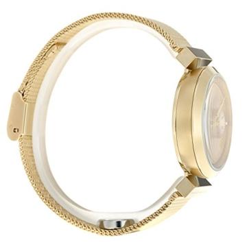 Hugo BOSS Damen Analog Quarz Uhr mit Edelstahl Armband 1502425 - 5