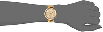 Hugo BOSS Damen Analog Quarz Uhr mit Edelstahl Armband 1502425 - 6