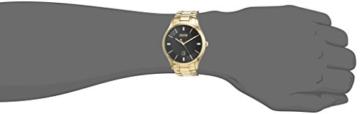 Hugo BOSS Herren Datum klassisch Quarz Uhr mit Edelstahl Armband 1513521 - 2