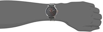 Hugo Boss Orange Herren-Armbanduhr Quarz mit Leder Armband 1550037 - 2