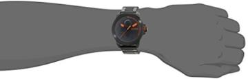 Hugo Boss Orange New York Herren-Armbanduhr Quartz mit Edelstahl Armband 1513157 - 2