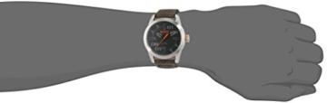 Hugo Boss Orange Oslo Herren-Armbanduhr Quartz mit Leder Armband 1513417 - 2