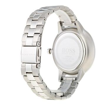 Hugo BOSS Unisex Multi Zifferblatt Quarz Uhr mit Edelstahl Armband 1502421 - 6
