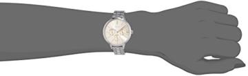 Hugo BOSS Unisex Multi Zifferblatt Quarz Uhr mit Edelstahl Armband 1502421 - 7
