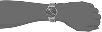 Hugo BOSS Unisex Multi Zifferblatt Quarz Uhr mit Edelstahl Armband 1513596 - 6