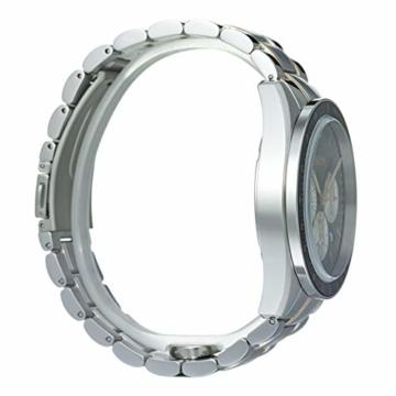 Hugo Boss Watch Herren Chronograph Quarz Uhr mit Edelstahl Armband 1513634 - 6