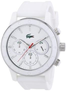 Lacoste Damen-Armbanduhr Analog Quarz Silikon 2000800 - 1