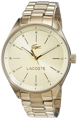 Lacoste Damen-Armbanduhr Philadelphia Analog Quarz 2000898 - 1