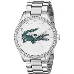 Lacoste Damen-Armbanduhr Victoria Analog Quarz 2000889 - 1