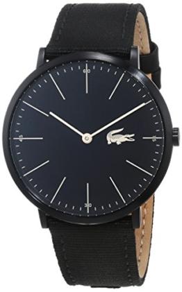 Lacoste Herren-Armbanduhr mit Stoff Armband 2010915 - 1