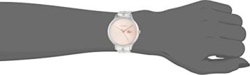 Lacoste Unisex Analog Quarz Uhr mit Edelstahl Armband 2001031 - 2
