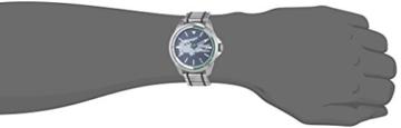 Lacoste Unisex Analog Quarz Uhr mit Edelstahl Armband 2010943 - 2
