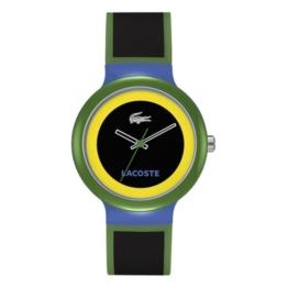 Lacoste Unisex-Armbanduhr GOA Analog Silikon 2020032 - 1