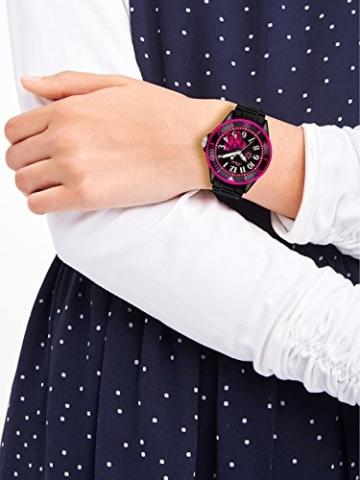 S.Oliver Mädchen Analog Quarz Armbanduhr SO-2993-PQ - 2