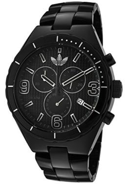 Adidas ADH2576adh2576-black–Armbanduhr Herren, Armband aus Aluminium - 1