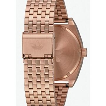 Adidas Damen Analog Quarz Uhr mit Edelstahl Armband Z02-897-00 - 5