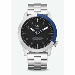 Adidas Herren Analog Quarz Smart Watch Armbanduhr mit Edelstahl Armband Z03-2184-00 - 1