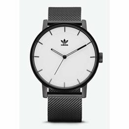 Adidas Herren Analog Quarz Smart Watch Armbanduhr mit Edelstahl Armband Z04-005-00 - 1