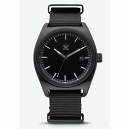 Adidas Herren Analog Quarz Smart Watch Armbanduhr mit Nylon Armband Z09-2341-00 - 1