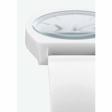 Adidas Herren Analog Quarz Smart Watch Armbanduhr mit Silikon Armband Z10-126-00 - 3