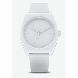 Adidas Herren Analog Quarz Smart Watch Armbanduhr mit Silikon Armband Z10-126-00 - 1