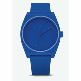 Adidas Herren Analog Quarz Smart Watch Armbanduhr mit Silikon Armband Z10-2490-00 - 1